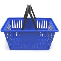 Express Basket - Blue 1