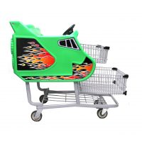 Green Shuttle Double Basket 1