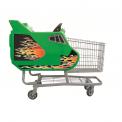 Green Shuttle Single Basket 1